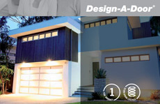 design a door garage door