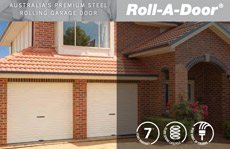 rolladoor garage door
